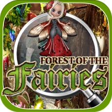 Activities of Hidden Objects Forest Fairy