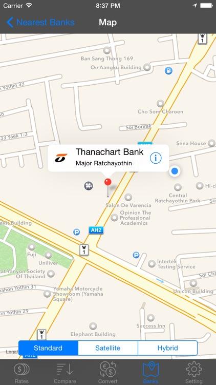 Thai Baht Exchange screenshot-4