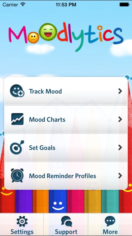 Moodlytics Pro - The Smart Mood Tracker