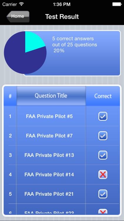 FAA Private Pilot Exam Prep screenshot-4