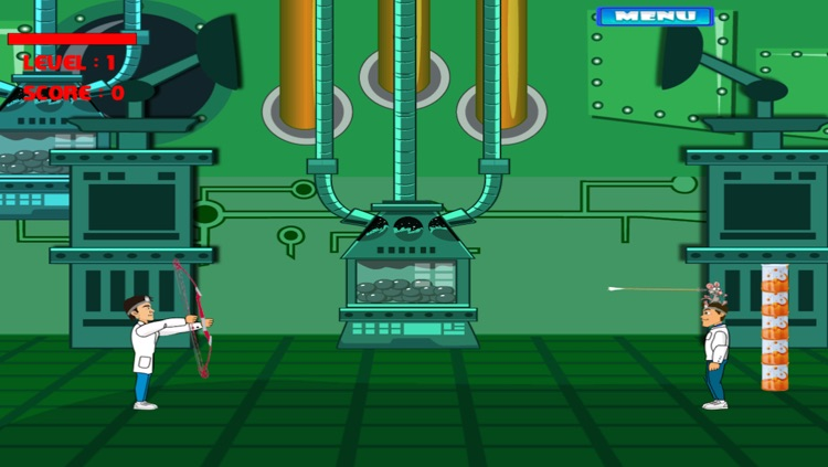 A Hit the Bad Rat Lab Attack FREE - Mad Scientist Evil Bow & Arrow Shooter