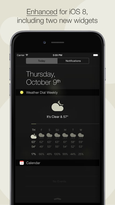 Weather Dial 2 - A Si... screenshot1