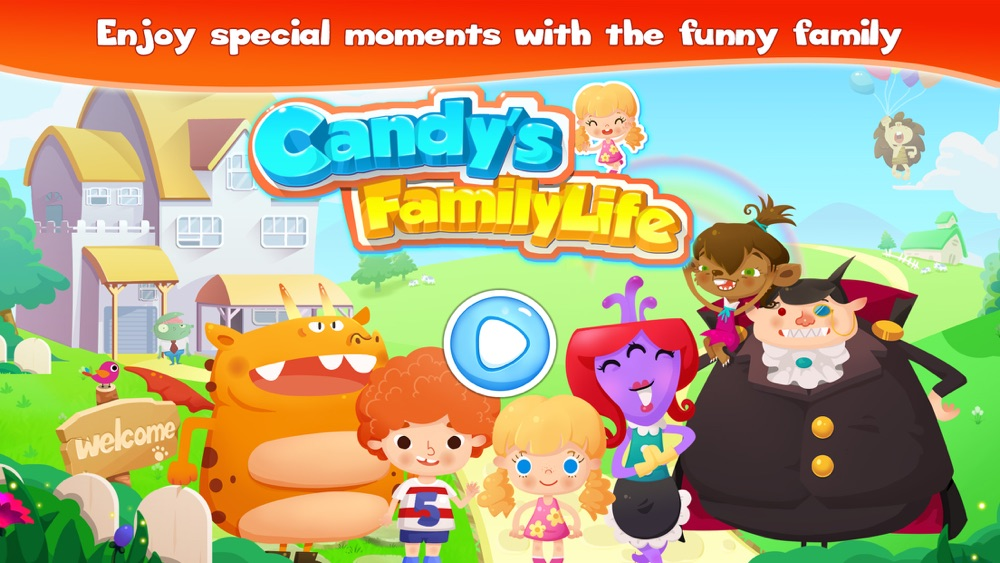 Candy's Family Life Cheat Codes