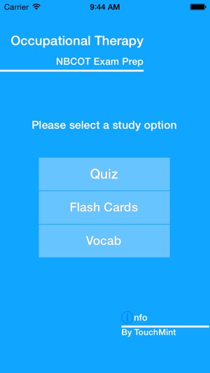Occupational Therapy Nbcot Study Quiz Exam 2016 On The App Store