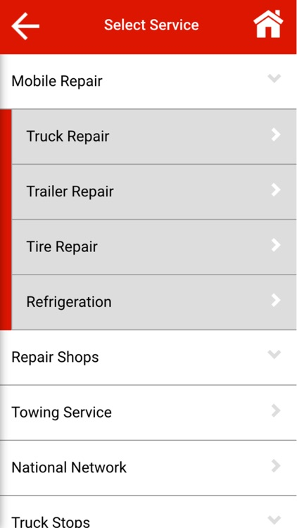 Find Truck Service & Stops screenshot-4