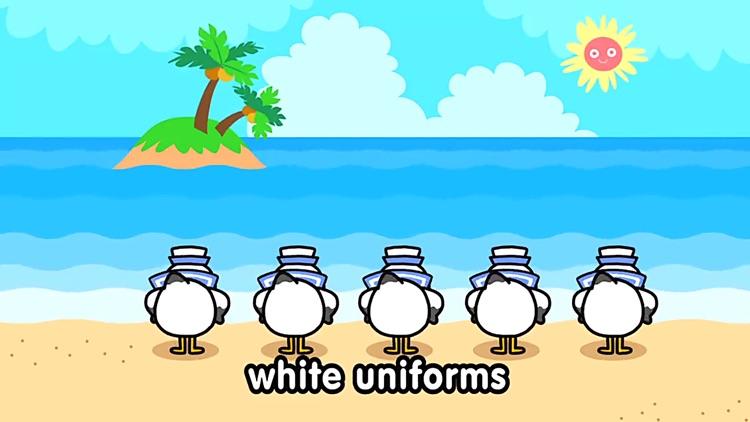 Seagull sailors (FREE)  - Jajajajan Kids Song series