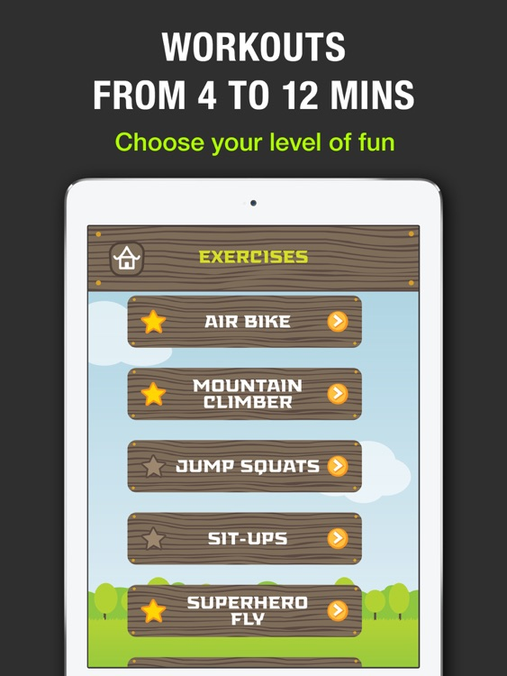Tabata! HD: 4 Minute Workout Challenge. Burn calories faster than ever!