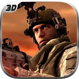 Commando Shooter-3D Sniper Strike shooting game