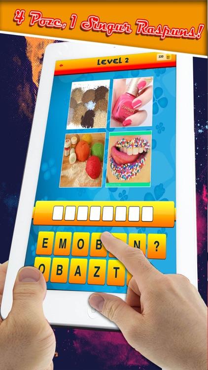 Imagini si Cuvinte Free ~ Un Razboi Gramatical al Mintii intr-un Joc Puzzle