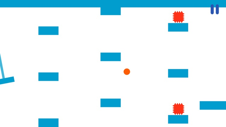 Bounce on Bricks: Super Spring Red Ball - Jumper Games Free screenshot-4