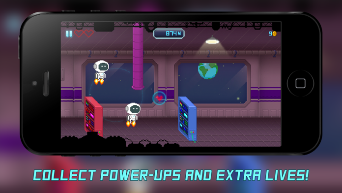 JetSpin Hustle - Space Arcade Screenshot