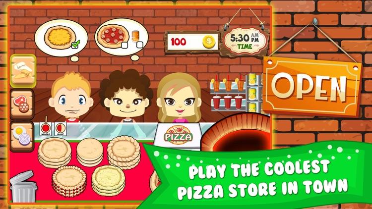 Pizza Cooking Dash Fever Maker - restaurant story shop & bakery diner town food games!
