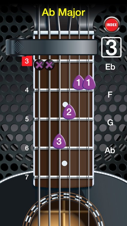 Capo Acoustic S - Guitar Chords and Tabs screenshot-3