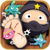 ` Ninja Little Foot Doctor `  Best of Top Kids games