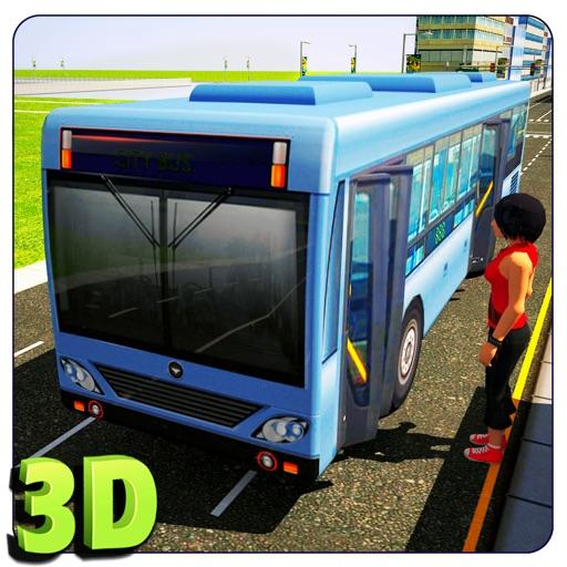 Водитель автобуса 3D симулятор - Экстрим Парковка Вызова, Употребление Автостоянка для подростков и детей