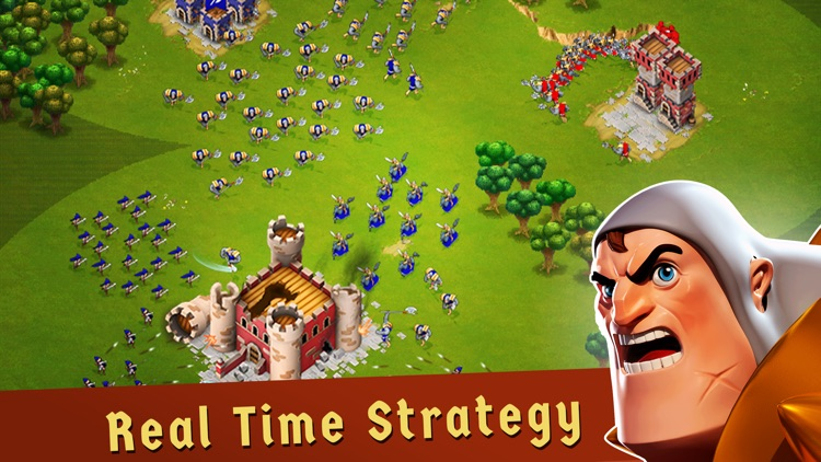 War of Empires : Clash of the Best by Fun Games For Free screenshot-3