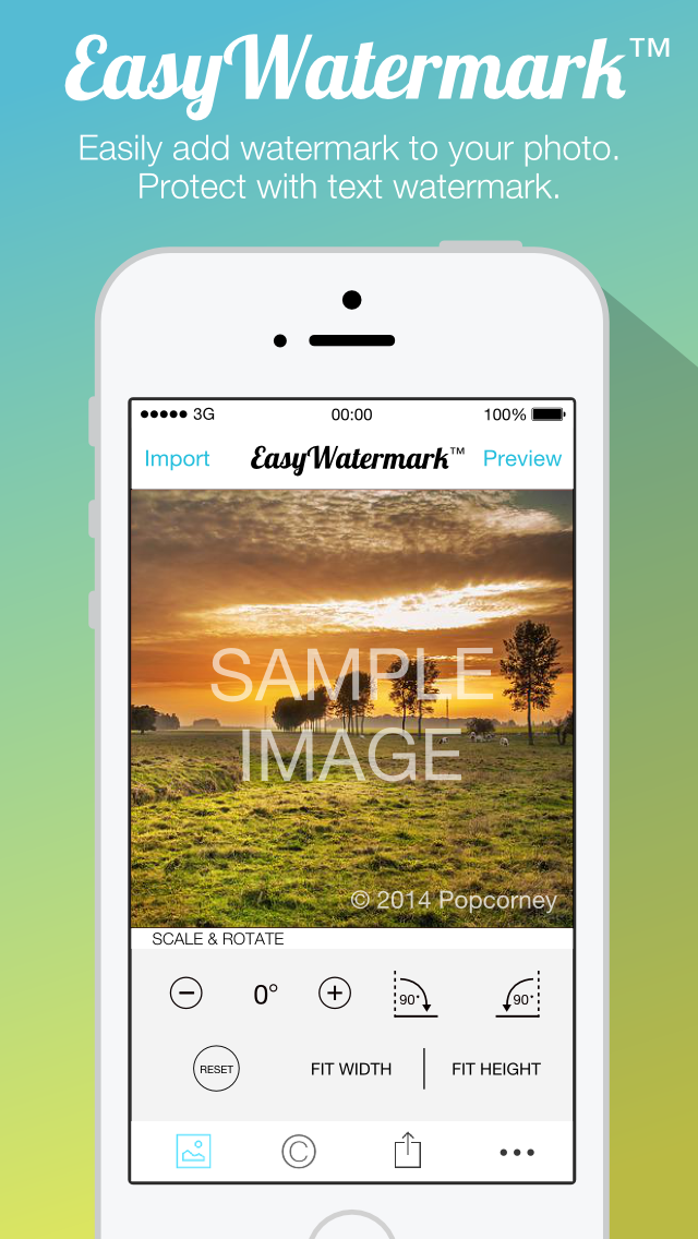 Easy Watermark for Photo Free - Protect your photos and