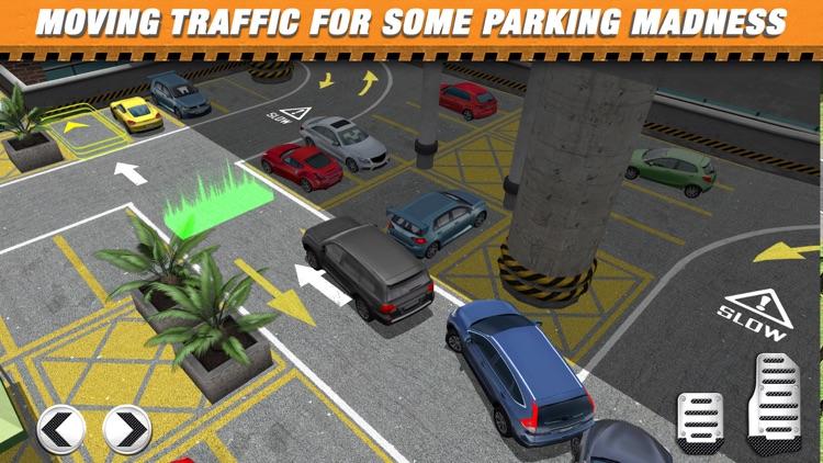 Multi Level 2 Car Parking Simulator Game - Real Life Driving Test Run Sim Racing Games