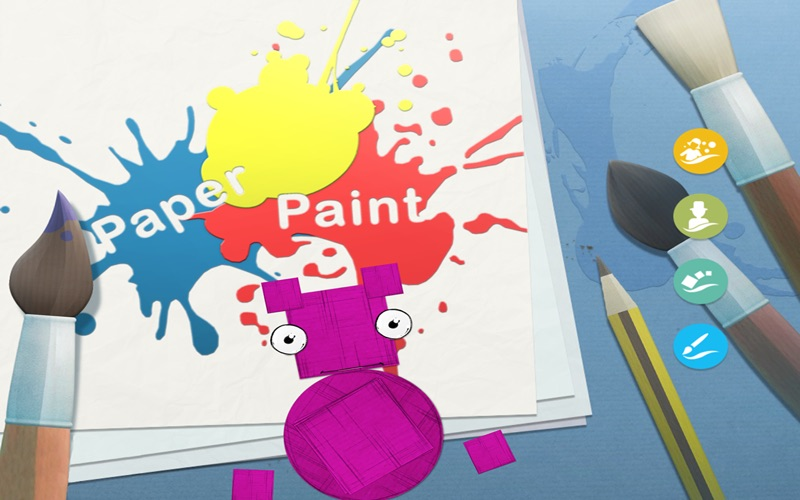 Paper Paint Screenshot