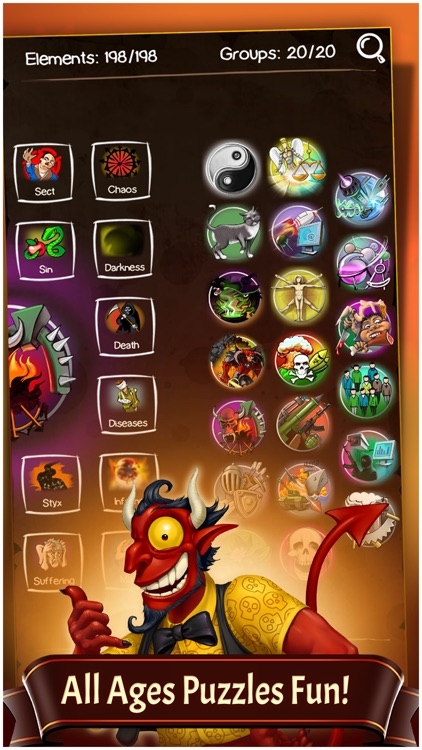 Doodle Devil™ Alchemy screenshot-4
