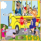 Cool math 4 kids and counting Learn icon