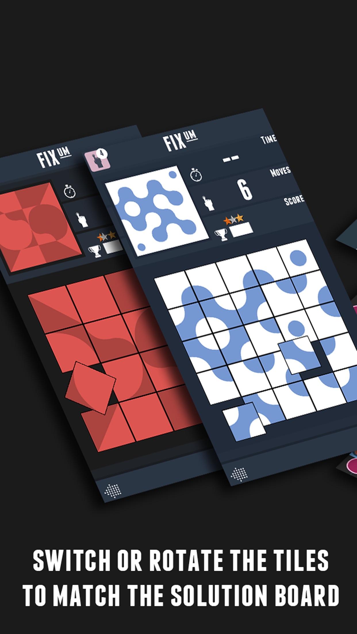 Fixum Screenshot