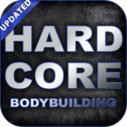 Hardcore Bodybuilding for Beginners - Muscle Workout Guide, Trainer & Tracker HD