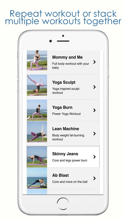 Mommy Workouts screenshot-1