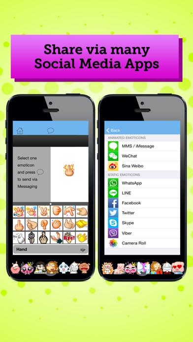 AniEmoticons Pro screenshot1