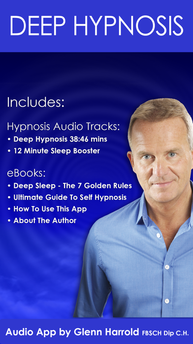 Deep Hypnosis With Glenn Harrold review screenshots