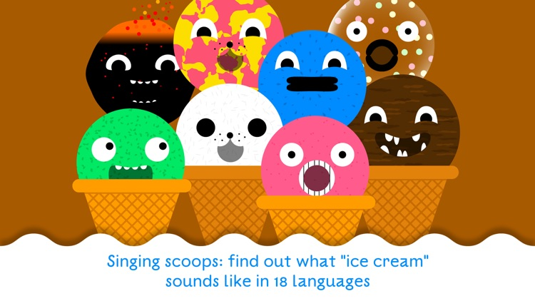Bubl Ice Cream - A musical dessert for kids