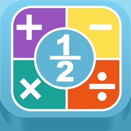 Fraction calculator for arithmetic operations: addition, subtraction, multiplication, and division