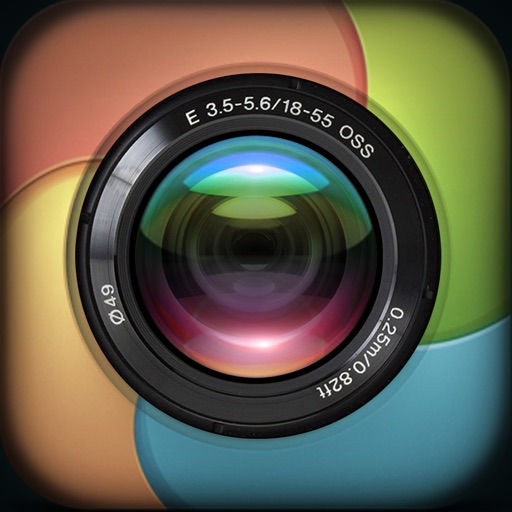 Filter360 - photography photo editor plus camera effects & filters icon
