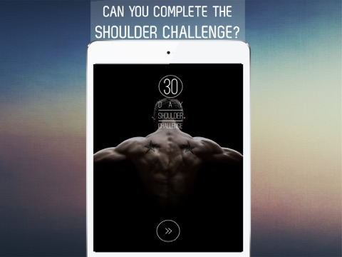Screenshot 1 For 30 Day Shoulder Workout Challenge A Big And Ripped Upper Body