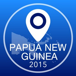 Papua New Guinea Offline Map + City Guide Navigator, Attractions and Transports