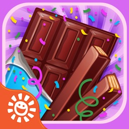 Chocolate Candy Bar Food Maker Game - Make, Decorate & Eat Yummy Chocolates Free Chef Games