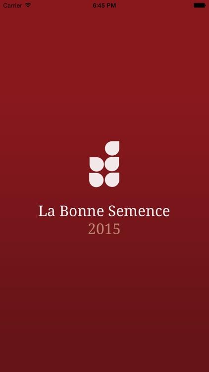 La Bonne Semence 2015 screenshot-3