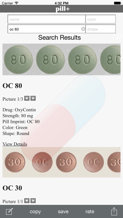 Pill Prescription Pill Finder And Identifier App Price Drops