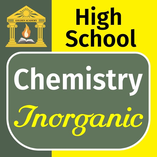 High School : Inorganic Chemistry icon