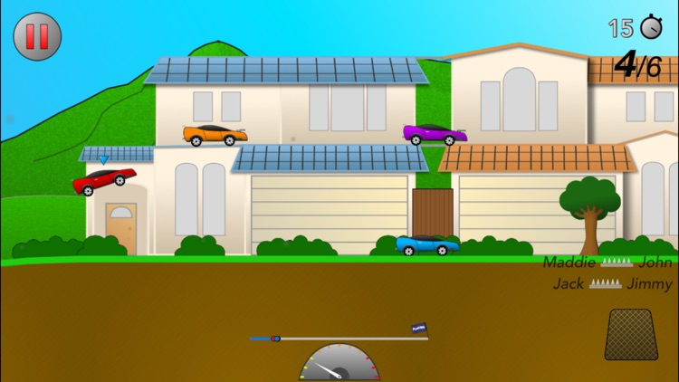 Reckless Racers screenshot-0