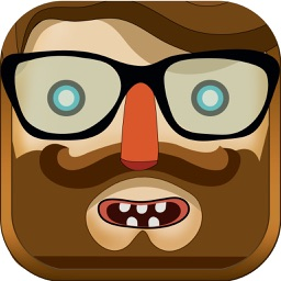 ` Hipster Pop - Blast Cap it! Tap Jump the Puzzle Shoot Key Skill Free 3D