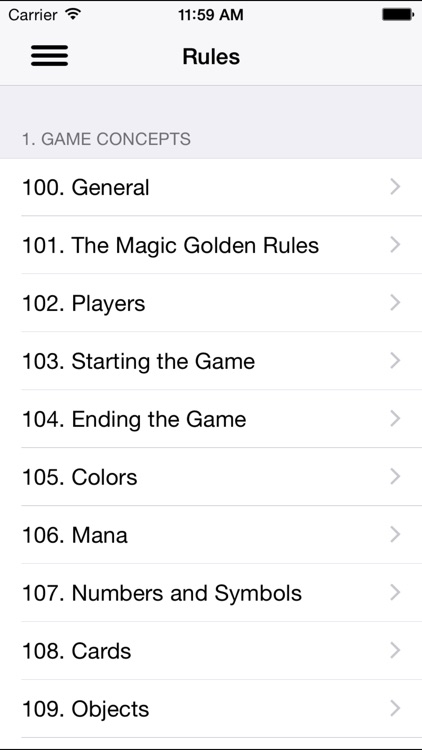 Magic trading card game database - Pricing, cards and decks for MTG screenshot-3