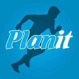 Planit for runner