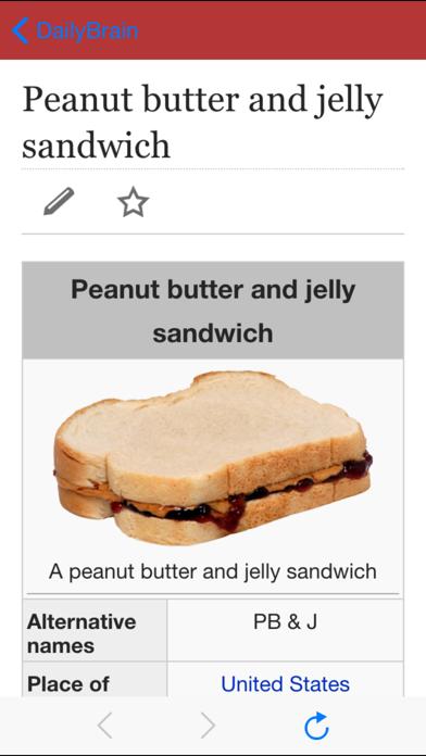 Random Fact of the Day - DailyBrain screenshot two