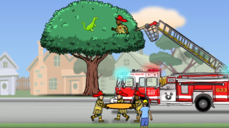 Fire Truck screenshot-2