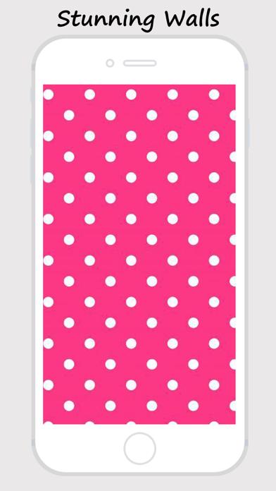 Amazing Polka Dot Wallpapers screenshot three