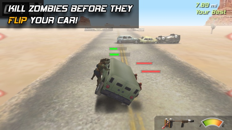 Zombie Highway screenshot-3