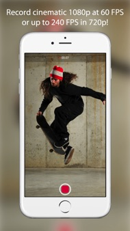SuperSlo - Slow Motion Video Editor and Camera iphone images