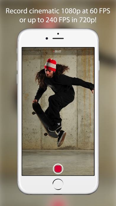 SuperSlo - Slow Motion Video Editor and Camera app image
