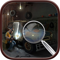 James Garage Hidden Object